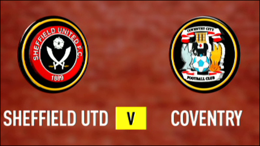 Sheffield Utd v Coventry
