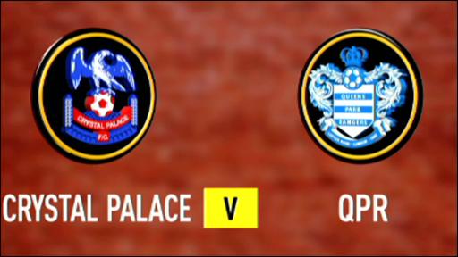 Crystal Palace v QPR