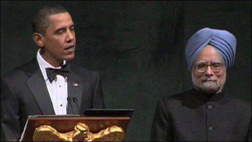 US President Barack Obama and India PM Manmohan Singh