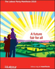 Labour party 2010 manifesto