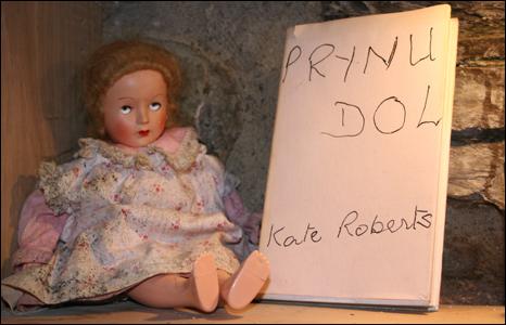 Kate Roberts' doll