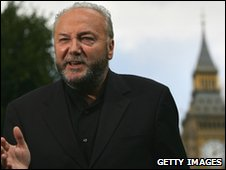 George Galloway (Library picture)