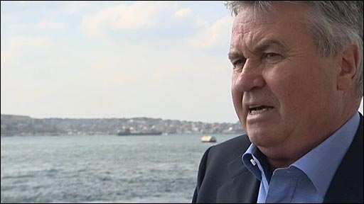 Turkey boss Guus Hiddink