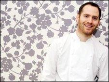 Welsh chef Bryn Williams