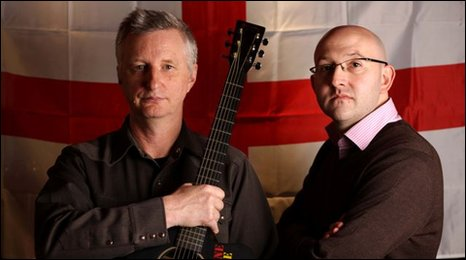 Billy Bragg and Mick Gordon