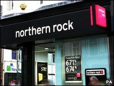 Northern Rock branch