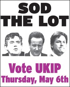 One of the UKIP campaign posters