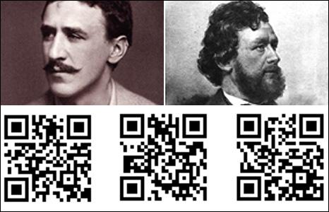 "Charkes Rennie Mackintosh, Alexander ""Greek"" Thomson and the barcodes"