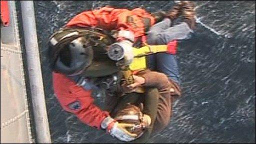 Culdrose rescue