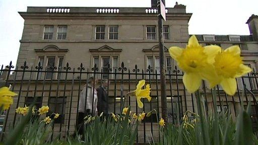 Large house in Cheltenham