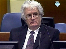 Radovan Karadzic (13 April 2010)