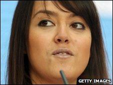 Labour-supporting blogger Ellie Gellard