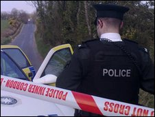 A suspicious object has been left on the outskirts of Derry