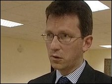 Jeremy Wright, Conservative prospective parliamentary candidate Kenilworth and Southam, Warwickshire