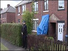 Police raid Ian Davison's home