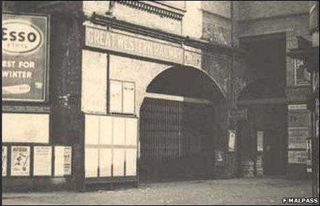 Foregate Street station