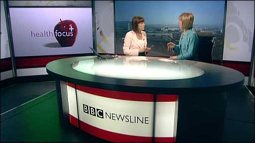 Bbc News Update: Health Focus: Madeleine O'Neill Update