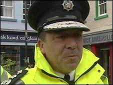 Chief Constable Matt Baggott
