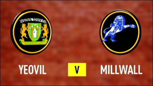 Yeovil v Millwall