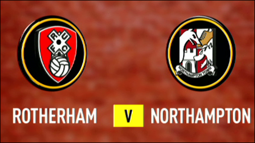 Rotherham 1-0 Northampton