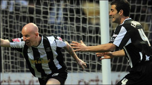 Notts County 3-1 Lincoln
