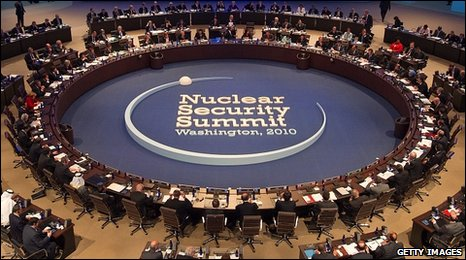 Nuclear security summit (Getty)