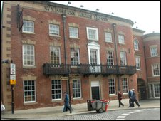 Wynnstay Arms Hotel, Wrexham