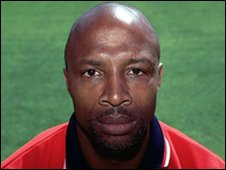 Ex-Wolves player, Cyrille Regis