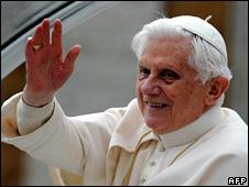 Pope Benedict (14 April 2010)