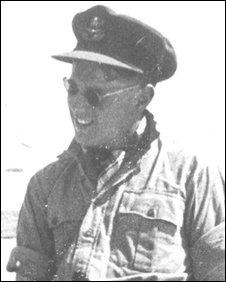 Flight Lieutenant Norman Carter Macqueen