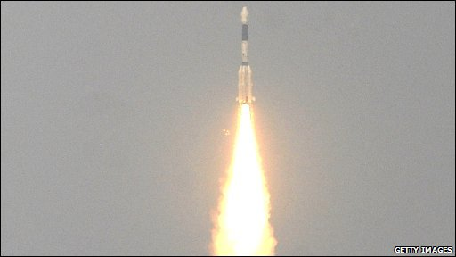 India rocket launch