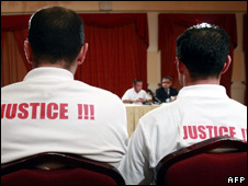 Two men testify that they were abused by Catholic priests in Malta (12 April 2010)