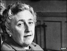 Agatha Christie in 1946