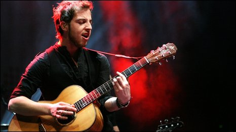 Cornwall's James Morrison