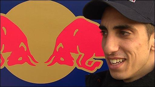 Toro Rosso's Sebastien Buemi