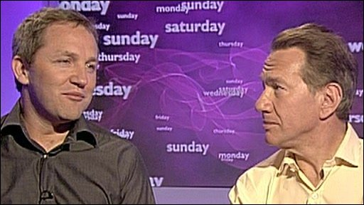 James Purnell and Michael Portillo