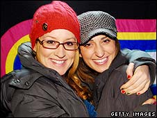 Ingrid Michaelson with Sara Bareilles