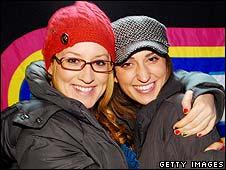 Ingrid Michaelson with Sara Bareilles