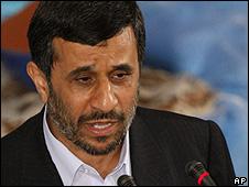 Mahmoud Ahamdinejad - 2010