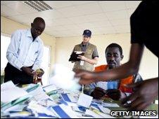 Election monitors