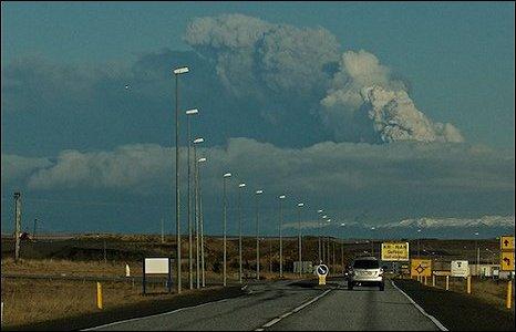 Volcano by Sandra A Wilks