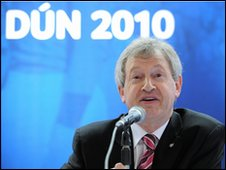 GAA director-general Padraig Duffy