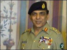 Ashfaq Kayani, March 2010