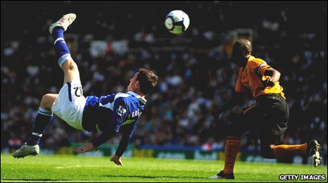 Barry Ferguson overhead kick