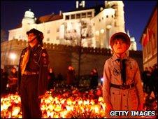 Krakow prepares for funeral