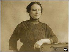 Photograph of Rosa Abbott