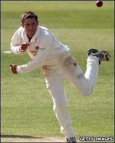 Lancashire's Simon Kerrigan