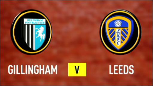 Gillingham 3-2 Leeds