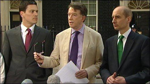 British ministers