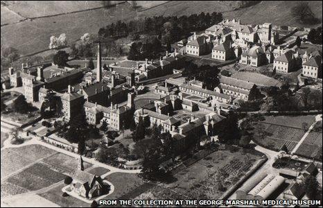 Powick Hospital